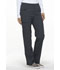 Photograph of Simply Polished Women's Mid Rise Tapered Leg Drawstring Pant Gray EL150-PWT