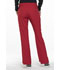 Photograph of Simply Polished Women's Mid Rise Tapered Leg Drawstring Pant Red EL150-RED