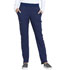 Photograph of Elle Women's Natural Rise Tapered Leg Pull-on Pant Blue EL165-NAV