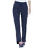 Photograph of Simply Polished Women Natural Rise Straight Leg Pant Blue EL167P-NAV