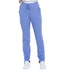 Photograph of Simply Polished Women Natural Rise Straight Leg Pant Blue EL167T-CIE