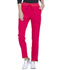 Photograph of Simply Polished Women Natural Rise Straight Leg Pant Red EL167T-RUE