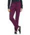 Photograph of Simply Polished Women Natural Rise Straight Leg Pant Red EL167T-WIN
