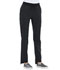 Photograph of Simply Polished Women Natural Rise Straight Leg Pant Black EL167-BLK