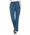 Photograph of Simply Polished Women's Natural Rise Straight Leg Pant Blue EL167-CAR