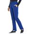 Photograph of Simply Polished Women Natural Rise Straight Leg Pant Blue EL167-GAB