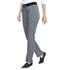 Photograph of Simply Polished Women Natural Rise Straight Leg Pant Gray EL167-HGY