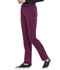 Photograph of Simply Polished Women Natural Rise Straight Leg Pant Purple EL167-WIN