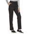 Photograph of Simply Polished Women's Mid Rise Tapered Leg Drawstring Pant Black EL180-BLK