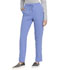 Photograph of Simply Polished Women Mid Rise Tapered Leg Drawstring Pant Blue EL180-CIE