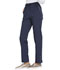 Photograph of Simply Polished Women's Mid Rise Tapered Leg Drawstring Pant Blue EL180-NAV
