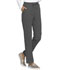 Photograph of Simply Polished Women's Mid Rise Tapered Leg Drawstring Pant Gray EL180-PWT