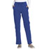 Photograph of Simply Polished Women Mid Rise Tapered Leg Drawstring Pant Blue EL180-ROY