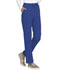 Photograph of Simply Polished Women's Mid Rise Tapered Leg Drawstring Pant Blue EL180-ROY
