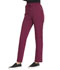 Photograph of Simply Polished Women's Mid Rise Tapered Leg Drawstring Pant Red EL180-WIN