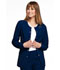 Photograph of Simply Polished Women Snap Front Warm-up Jacket Blue EL300-NAV