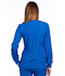 Photograph of Simply Polished Women Snap Front Warm-up Jacket Blue EL300-ROY