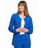 Photograph of Simply Polished Women's Snap Front Warm-up Jacket Blue EL300-ROY