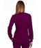 Photograph of Simply Polished Women Snap Front Warm-up Jacket Red EL300-WIN