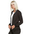 Photograph of Simply Polished Women Bomber Jacket Black EL310-BLK