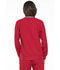 Photograph of Simply Polished Women Bomber Jacket Red EL310-RED