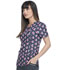 Photograph of Prints a La Mode Women Mock Wrap Top J'Adore Geos EL602-JAEO