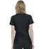 Photograph of Simply Polished Women's V-Neck Top Black EL604-BLK