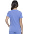 Photograph of Simply Polished Women's V-Neck Top Blue EL604-CIE
