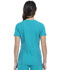 Photograph of Simply Polished Women's V-Neck Top Blue EL604-TLB