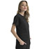 Photograph of Simply Polished Women Round Neck Top Black EL613-BLK