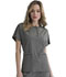 Photograph of Simply Polished Women Round Neck Top Gray EL613-HGY