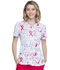 Photograph of Prints a La Mode Women V-Neck Top Love Amour EL615-LVAM