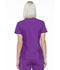 Photograph of Simply Polished Women's Mock Wrap Top Purple EL620-ABG