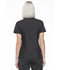 Photograph of Simply Polished Women's Mock Wrap Top Black EL620-BLK
