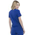 Photograph of Simply Polished Women Mock Wrap Top Blue EL620-GAB