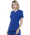 Photograph of Simply Polished Women's Mock Wrap Top Blue EL620-GAB