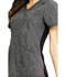 Photograph of Simply Polished Women Mock Wrap Top Gray EL620-HGY