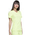 Photograph of Simply Polished Women Mock Wrap Top Green EL620-LISO