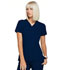 Photograph of Simply Polished Women's Mock Wrap Top Blue EL620-NAV