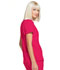 Photograph of Simply Polished Women's Mock Wrap Top Red EL620-RUE