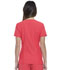Photograph of Simply Polished Women's Mock Wrap Top Orange EL620-SFLA