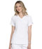 Photograph of Simply Polished Women's Mock Wrap Top White EL620-WHT