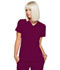 Photograph of Simply Polished Women Mock Wrap Top Red EL620-WIN