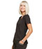 Photograph of Simply Polished Women's V-Neck Top Black EL650-BLK