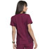 Photograph of Simply Polished Women's Eyelet V-Neck Top Red EL690-WIN