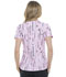 Photograph of Prints a La Mode Women V-Neck Top Always On The Line EL763-AWON