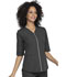 Photograph of Simply Polished Women Zip Up Top Gray EL770-PWT