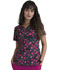 Photograph of Prints a La Mode Women V-Neck Top Loving Heart EL810-LVGH
