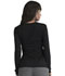 Photograph of Elle Women Underscrubs Knit Tee Black EL815-BLK