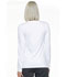Photograph of Simply Polished Women's Underscrubs Knit Tee White EL915-WHT